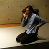Hiroaki Kumagai performs his one act dance-drama, Heard Without Shouting